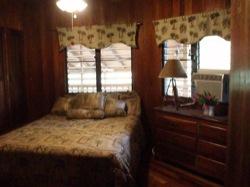 Caps Inn master bedroom