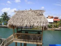 Dolce Cabana palapa