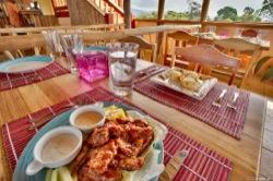 Macaroni Hill View Hotel restaurant