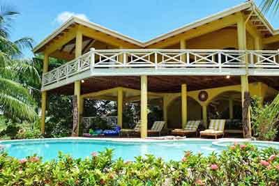 Casa del Sol Placencia Belize Rentals
