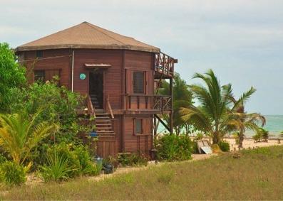 Colibri House Placencia Belize Rentals