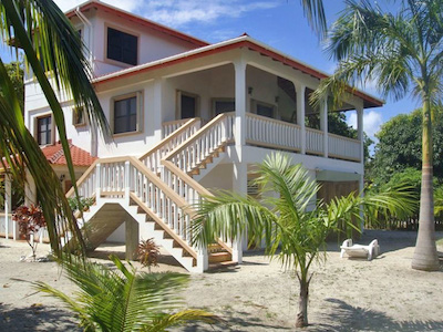 Dolce Cabana Placencia Belize Rentals